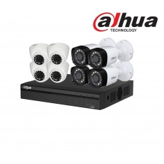 PACK CAMERA DAHUA  1 MP