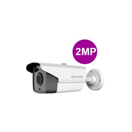 Hikvision.Caméra Externe IR20m, HD1080P 3.6 mm