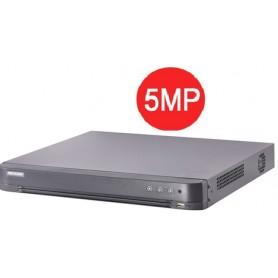 DVR HD HIKVISION 5 MP- 4 Entrées