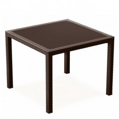 TABLE MADRID 75X75