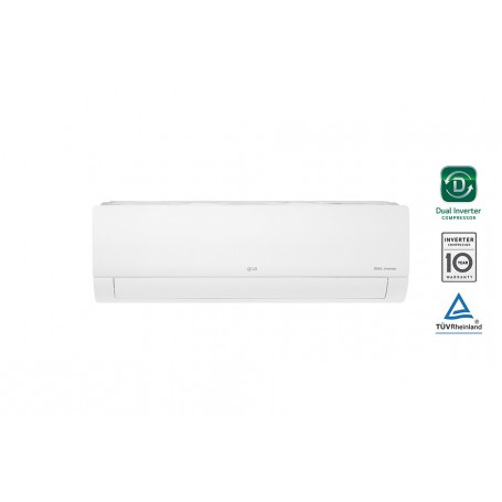 SPLIT MURAL INVERTER REVERSIBLE 9000 BTU