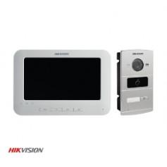 Kit vidéophone IP Connecté -HIKVISION