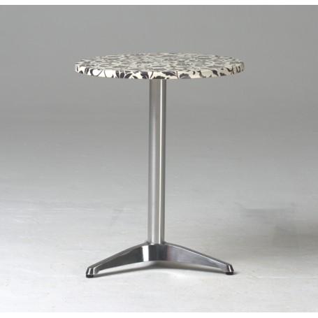 TABLE ALU ROMA ROND