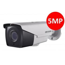 Hikvision. Caméra Externe IR40m, Analog HD 5MP VF motorisé