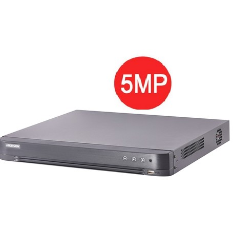 DVR HD HIKVISION 5 MP- 16 Entrées
