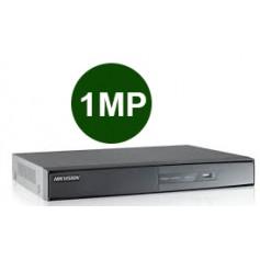 DVR HD HIKVISION 720P 4 Entrées