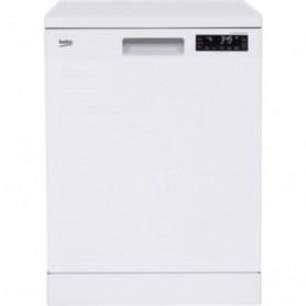 Lave Vaisselle BEKO DFN28420W 14 Couverts - Blanc
