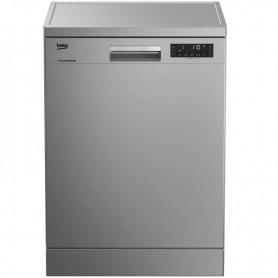 Lave Vaisselle BEKO DFN28420S -14 couverts -Silver