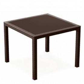 TABLE MADRID 75X75