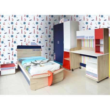 Chambre enfant marin lamaison - Chambre enfant marin ...